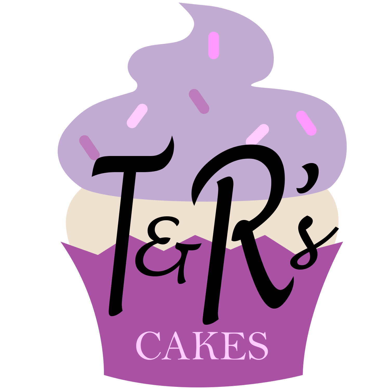 T&R's Cakes and Cookies Galore Logo
