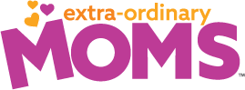 Extra-Ordinary Moms Logo